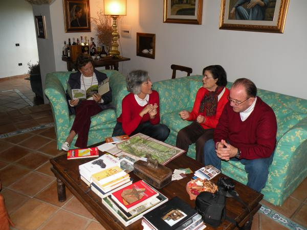 Briefing to Inceras Family