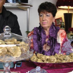 White Truffle Fair Oct - Nov every year