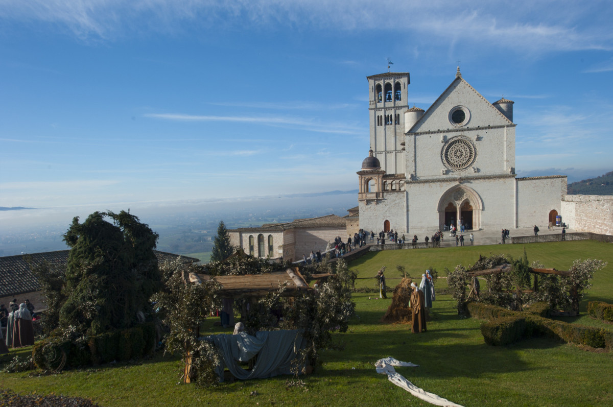 Assisi – Basilica di San Francesco