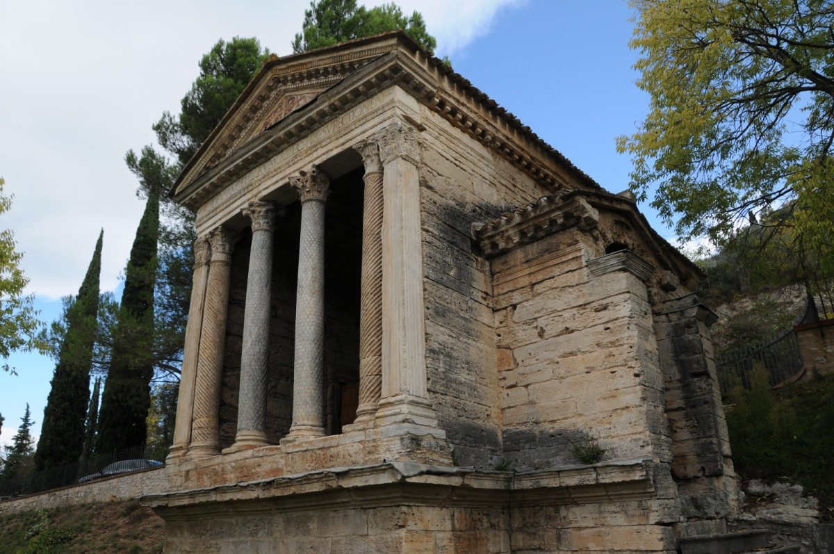 Temple of Clitunno – Campello (PG)